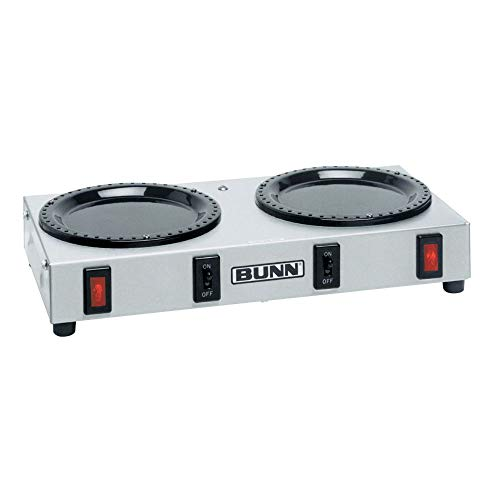 BUNWX2 - Bunn Coffee Bunn Two Station Warmer Plate