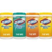 Clorox desinfección toallitas paquete de valor, cítricos mezcla, aroma fresco y naranja Fusion, 600 toallitas húmedas: Amazon.es: Hogar
