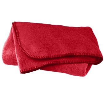 - Chill Fleece Blanket - Red