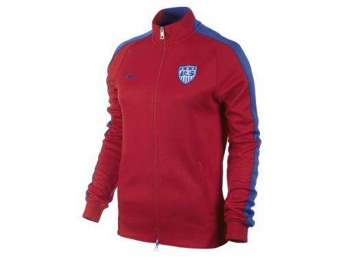 Nike USA Authentic N98 [University Red] (XL) (Nike Usa Authentic N98)