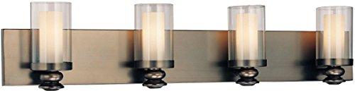 Cheap  Minka Lavery 6364-281, Havard Ct. Wall Vanity Lighting, 4 Light, 300 Total..