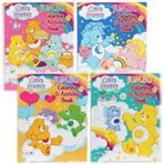 Bendon Care Bears Jumbo Color and Activity (96 Pages, Set Of 4 Books) by Bendon