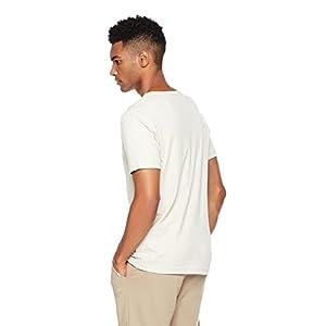 Rebel Canyon Young Men's Short Sleeve Tri-Blend V-Neck T-Shirt X-Large Oatmeal Heather