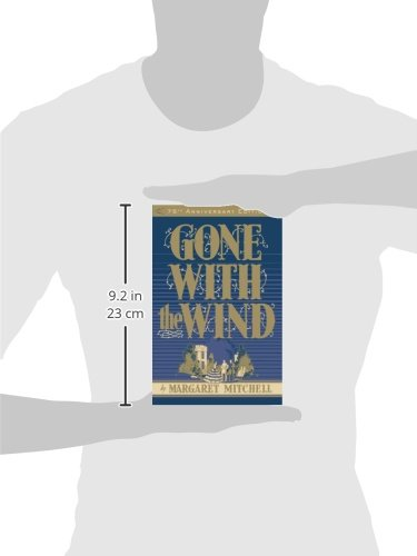 Gone with the Wind: Amazon.es: Margaret Mitchell, Pat Conroy: Libros en idiomas extranjeros