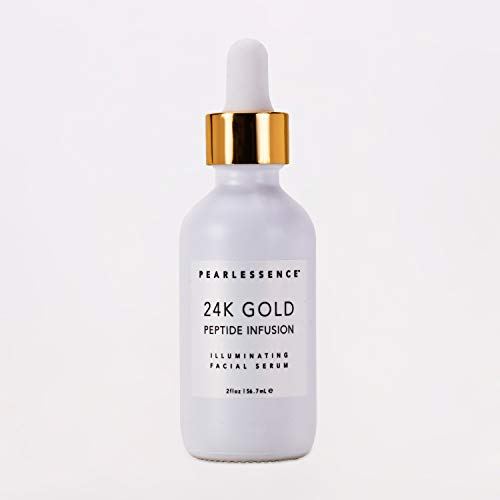 Pearlessence 24K Gold Peptide Infusion Facial Serum, 2 fl. ()