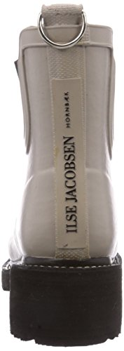 Ilse Jacobsen RUB47-410 Damen Halbschaft Gummistiefel Grau (Atmosphere (149))
