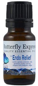 Butterfly Express EndoRelief Essential Oil Blend 10 ml