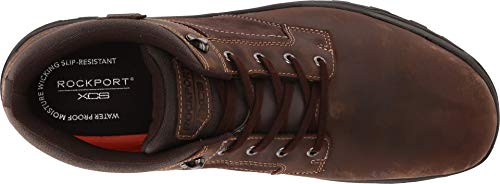 Pictures of Rockport Men's Harlee Chukka Boot brown 9 M US CH2825 3