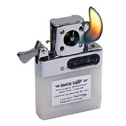 Vector Thunderbird Pipe Lighter Insert for Flip-Top Lighters