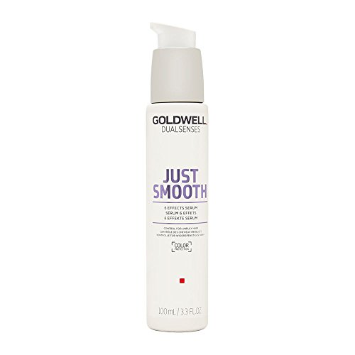 Goldwell Dualsenses Just Smooth 6 Effects Serum 3.4 oz (Goldwell Flat)