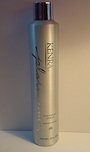 Kenra Platinum Finishing Spray - 8
