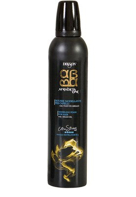 Dikson Argabeta Line - Sculpting Hair Mousse - Extra Strong - 10.14 oz by Dikson ArgaBeta Line