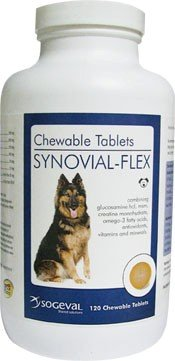Synovial-Flex Chewable Tablets (120 COUNT), My Pet Supplies