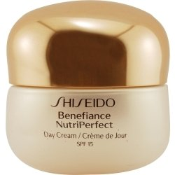 Benefiance NutriPerfect Day Cream SPF15 Shiseido 1.7 oz Day Care for Unisex