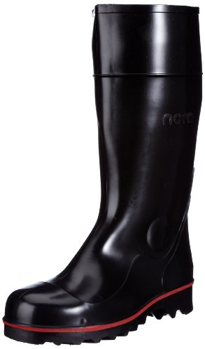 Nora Mega-Jan 75557 - Zapatos de protección S5 unisex Negro
