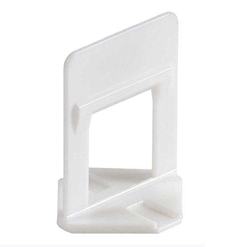 Raimondi 1/16'' Large Clip Tile Leveling System - 200 Pcs Clips by Raimondi