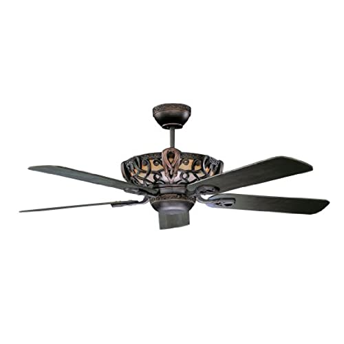 harbor living with com for pewter fans mount in satin antique black blade design and breeze ceiling big hampton elegant accents downrod fan room bay