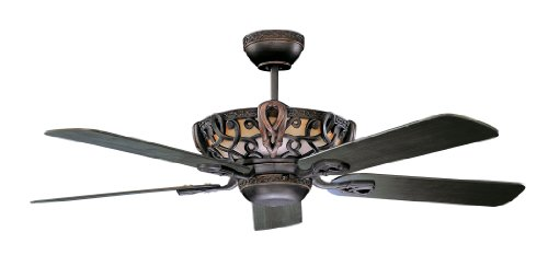 Concord Fans 52AC5ORB 52 Inch Aracruz Ceiling Fan - Oil Rubbed ()