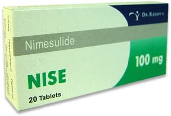 Amazon.com: Nise Tablets Number 20: Health & Personal Care