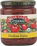 Muir Glen Organic Medium Salsa 16 Ounce (Pack Of 6)