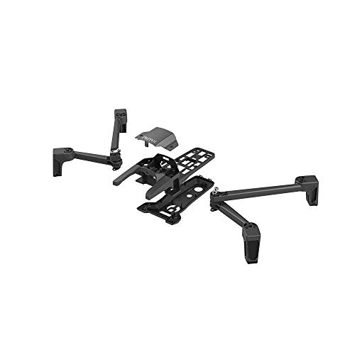 Parrot - Mechanical Kit for Anafi Drone - Drone Body + 2 Front Arms + 2 Rear Arms + Hinge and Mount + LED + Coaxial Cable Front and Rear + Screws and Assembly Tool - Anafi Drone Repair Kit