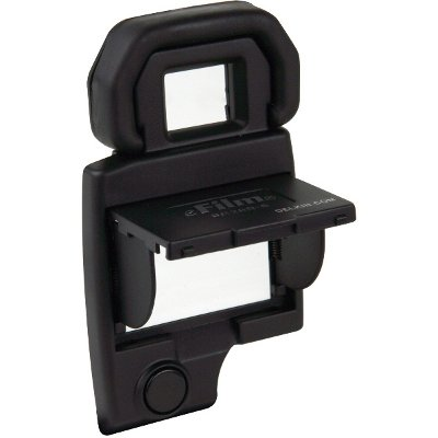 - Delkin eFilm Pop-Up Shade Snap-On - digital camera LCD screen hood ( DC20D-S )