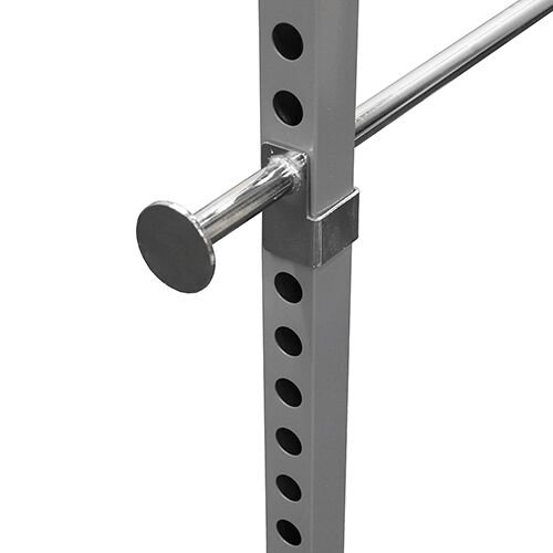 Valor Fitness BD-33 Heavy Duty Power Cage with Lat Attachment, Band Pegs and Multi-Grip Chin-Up by Ironcompany.com (Image #6)