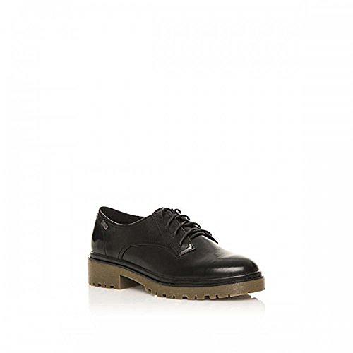 53982 Black para Zapatos Cordones de Mujer Collection MTNG 5CTqwR77