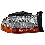 TYC 20-5063-09 Dodge Dakota Passenger Side Headlight Assembly