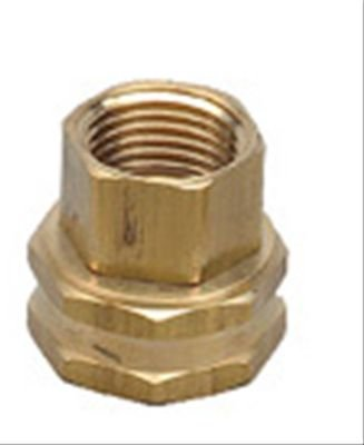 Orbit Underground 53037 Female Brass Swivel Adapter, 3/4-Inch FHT by 1/2-Inch FPT