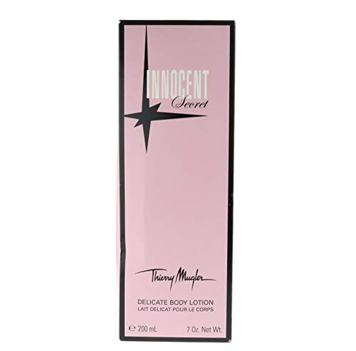 Angel Innocent Secret by Thierry Mugler Body Lotion for Women, 7 Ounce