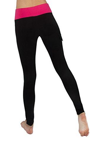4How-Womens-Yoga-Tight-Capri-Leggings