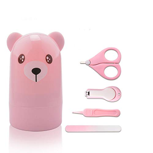 Baby Manicure Set 4-in-1