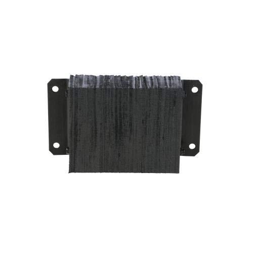 Vestil 1218-4.5, Type A Laminated Dock Bumper Projection (Pack of 3 pcs)
