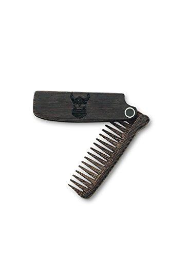 Wedge Tamer (Model V- Type Beard Comb)