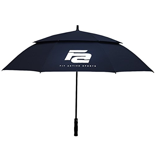 Fit Active Sports Golf Umbrella (Black)
