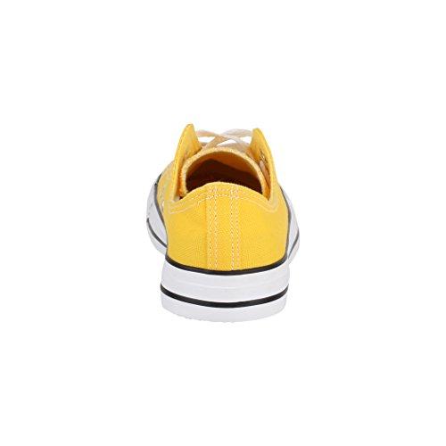 fällt Aus boots Größer Hombre Eine Zapatillas Nummer Yellow Best Basic Para gTYwqq