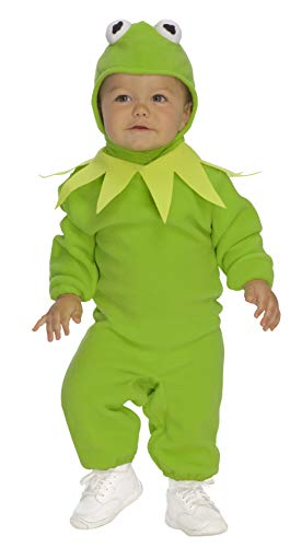 Disney The Muppets Romper And Headpiece Kermit The Frog