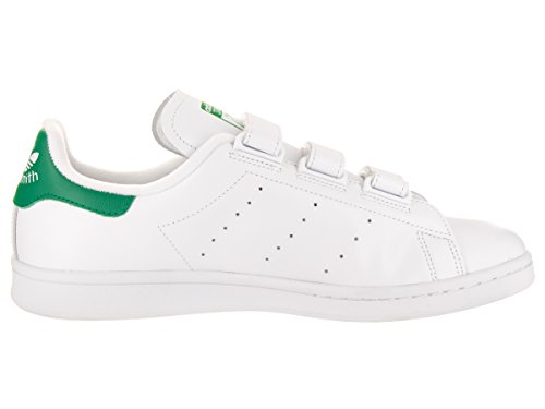 Adidas Heren Stan Smith Cf Enkel-high Fashion Sneaker