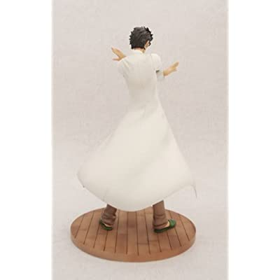 Plum Steins; Gate: Rintaro Okabe 1: 8 Scale PVC Figure: Toys & Games