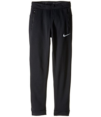 Nike Big Boys' (8-20) Dri-Fit Therma Sphere Training Pants-Black-XL