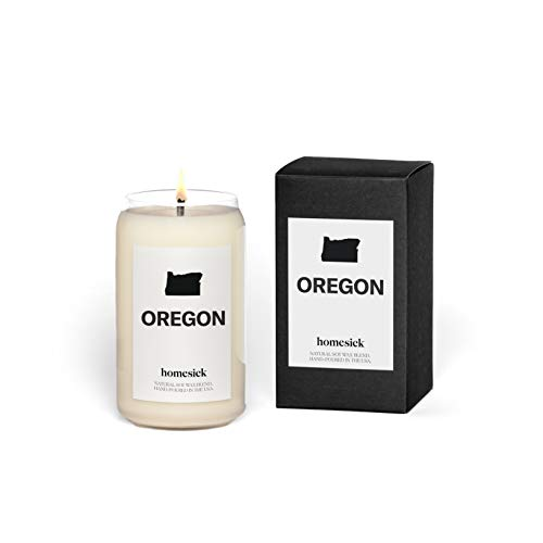 Homesick Scented Candle, Oregon (2020 Version)
