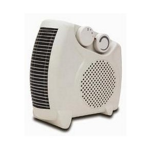 2000w 2KW Fan Heater with 2 Heat Settings & Cool Blow with Over Heat Protection - BABZ MEDIA LTD
