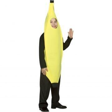 Toddler Banana Costume - (Banana Suit Halloween)