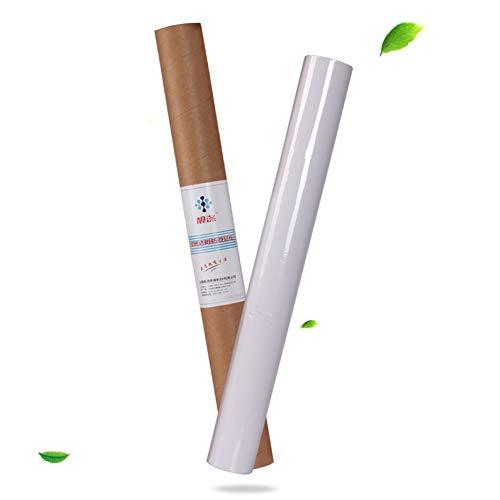 HaloVa Kitchen Backsplash Wallpaper Stickers Waterproof Oilproof High Temperature Resistant Transparent Environment-Friendly PVC, 23''x35'' 6pcs by HaloVa (Image #4)