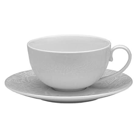 DENBY Lucille Silver Tea saucer only: Amazon.co.uk: Kitchen & Home