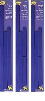 LoRan Magnetic Strips (3-(Pack))