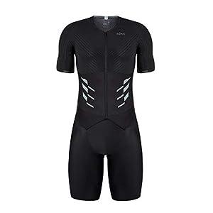 ROKA Men's Gen II Elite Aero Short Sleeve Triathlon Sport Suit