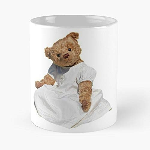 (Teddy Bear - Morning Coffee Mug Ceramic Best Gift)