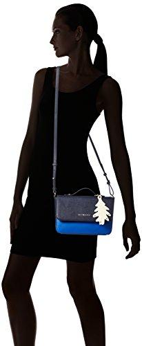 Tommy Hilfiger Modern Crossover Cb - Bolsos bandolera Mujer Azul (Tommy Navy)